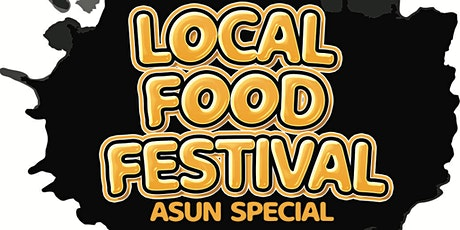 Local Food Festival tickets