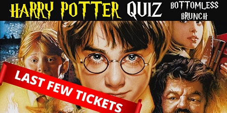 Harry Potter Quiz Bottomless Brunch - Hastings tickets