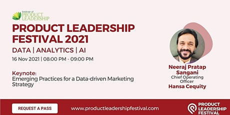 Emerging Practices for a Data-driven Marketing Strategy tickets