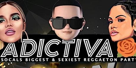 ADICTIVA - HALLOWEEN REGGAETON PARTY / SATURDAY NIGHT tickets