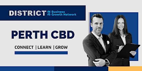 District32 Business Networking – Perth CBD - Fri  10 Dec tickets