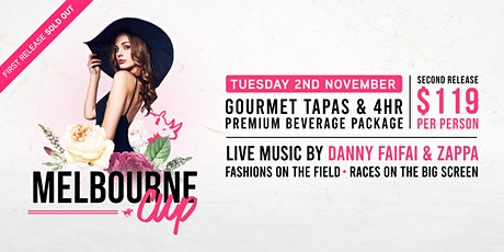 MELBOURNE CUP AT WHITE RHINO 2021 tickets