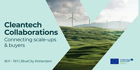 CleanTech Collaborations Day - SCALE-UP Final Event tickets