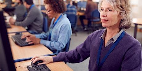 Guided Learning - Maryborough Library -  Internet Basics tickets
