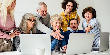 Guided Learning - Maryborough Library -  Computer Basics tickets