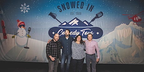 Snowed In Comedy Tour-Vancouver tickets