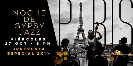 NOCHE DE GYPSY JAZZ tickets