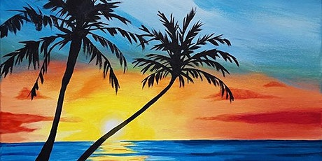 """Sip and Paint - """"Peaceful Calm""""  Lafayette Hotel tickets"""