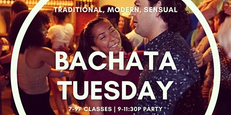 Bachata Tuesday in Houston @ Sable Gate Winery 11/30 tickets