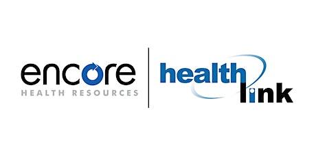 Encore & Healthlink Reunion tickets