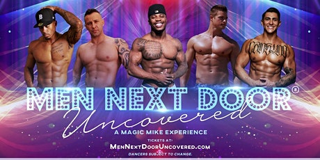 A Magic Mike Experience! Madera, CA tickets