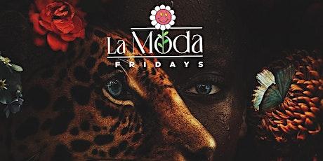 La Moda Reggaeton at Ballet Nightclub - Hollywoods Premier Latin Party tickets