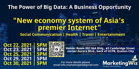 The Power of Big Data: A Business Opportunity tickets