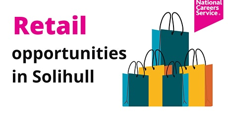 Retail Opportunities in Solihull tickets