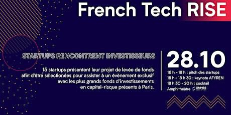 Jury et lancement de l'initiative French Tech Rise sur le territoire ! billets