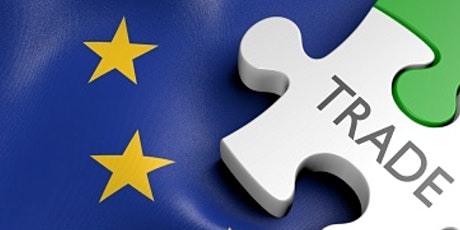"Lunch-event ""Europees Handelsbeleid"" (Di 9 Nov) tickets"