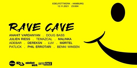 RAVE CAVE x DIFFERENCE w/ Anahit Vardanyan Tickets