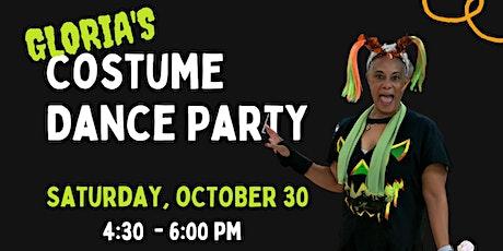Gloria's Costume Dance Party tickets