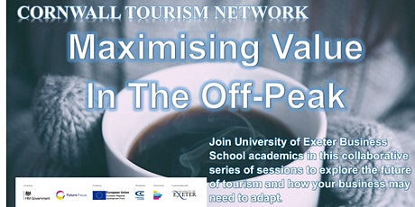 Cornwall Tourism Network  - University of Exeter tickets