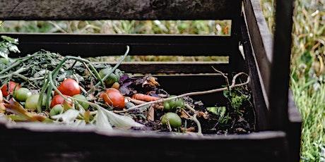 SSG COMPOST HUB: FREE! Beginners Composting Webinar tickets