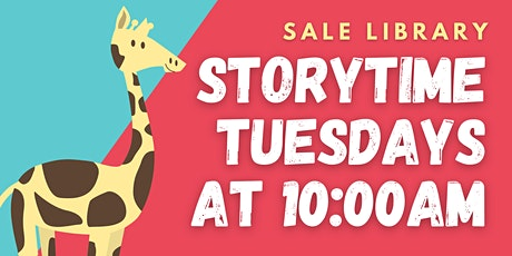Storytime at Sale Library tickets