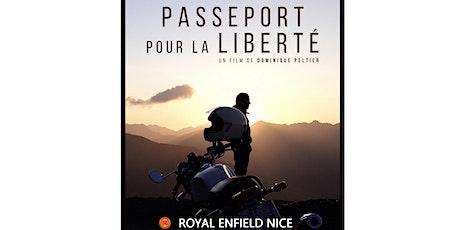 """Soirée Privée  Projection du film """"Passeport pour la Liberté"""" Royal Enfield biglietti"""