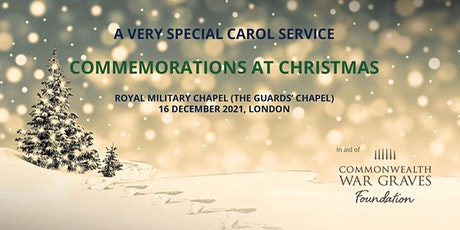 CWGC Carol Service tickets
