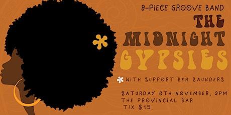 Midnight Gypsies at The Prov tickets