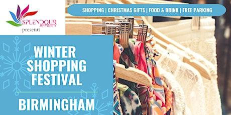 Winter Shopping Festival tickets