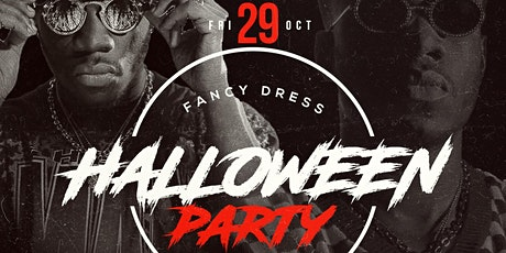 Exclusive Halloween Party - Special Guest A-STAR LIVE tickets