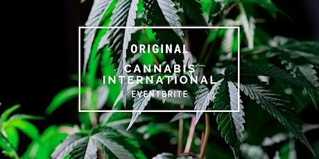 Cannabis International Tickets