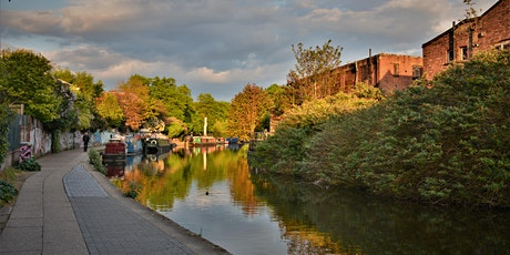 SOCIAL WALKERS !! THE REGENTS CANAL & RIVER TRUST SUNDAY tickets