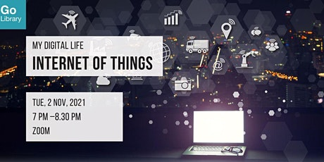Internet of Things | My Digital Life tickets