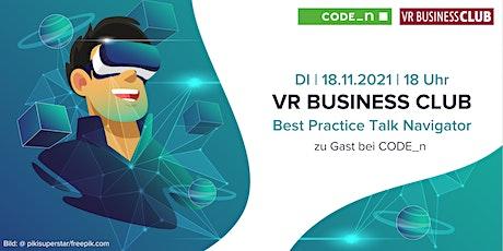VR Business Club Tickets