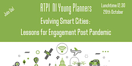 Evolving Smart Cities: Lessons for Engagement Post Pandemic tickets