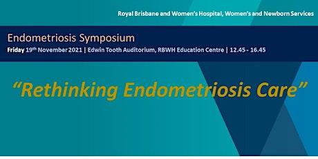 Endometriosis Symposium tickets