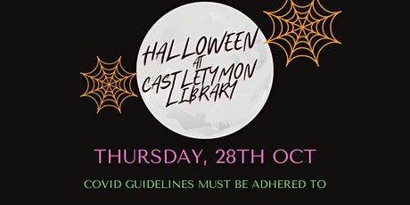 Halloween at Castletymon Library tickets