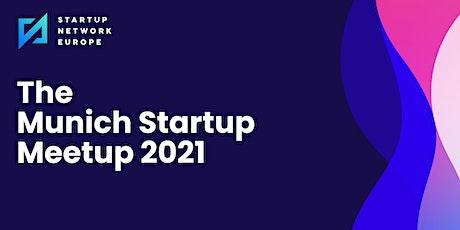 The Munich Startup Meetup 2021 Tickets