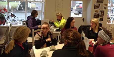 Cycling UK in Scotland's Women's Cycling Network tickets