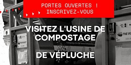 Portes Ouvertes >> L'Usine de Compostage de Vépluche billets