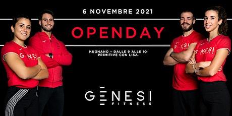 Open Day Genesi Mugnano - Primitive con Lisa biglietti