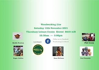 Woodworking Live Bristol tickets