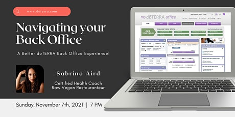 Navigating your doTERRA Back Office tickets
