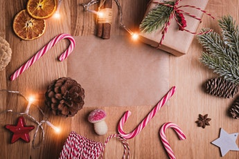 Crafting Christmas tickets
