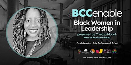 Black Women in Leadership tickets