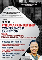 2021 Int'l Pneumapreneurship Conference and Exhibition tickets
