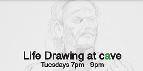 Life Drawing @ Cave Pimlico tickets