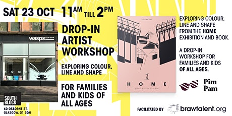 HOME: Football Stadia Drop-in Artist Workshop tickets