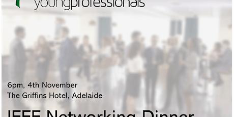 IEEE Networking Dinner tickets