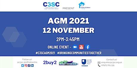 C3SC AGM 2021 tickets